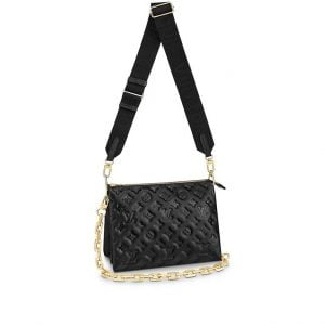 Fake Louis bag Coussin pm for sale